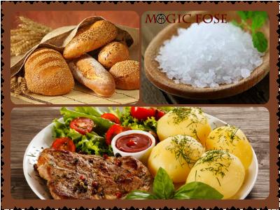 Приворот на любовь мужчины на еду