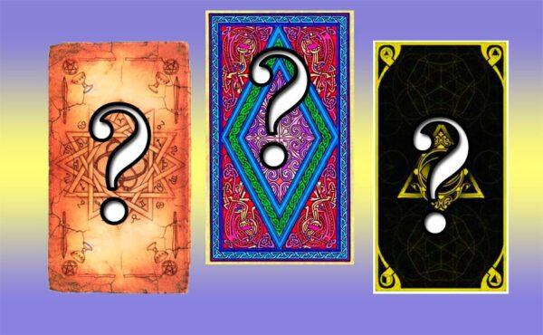 Гадание 3 вопроса 3 ответа