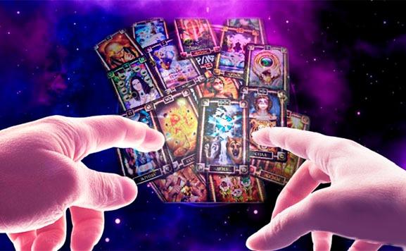 Гадание На год (13 карт)