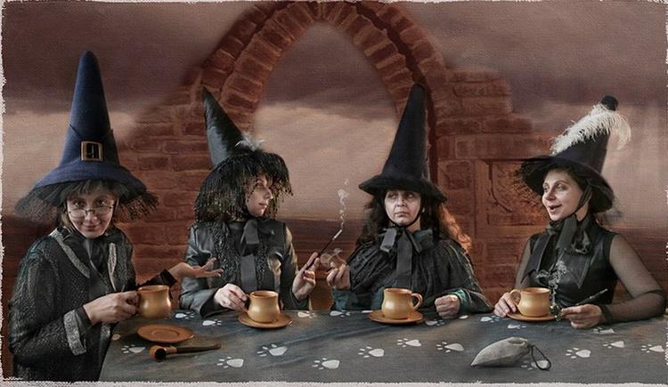ведьмы стол