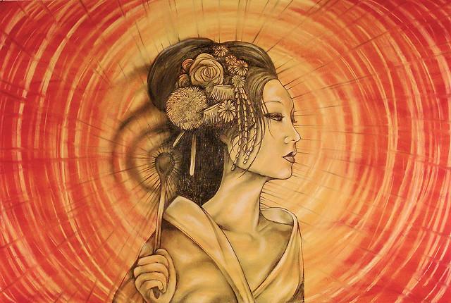 Все японские боги, духи и демоны0