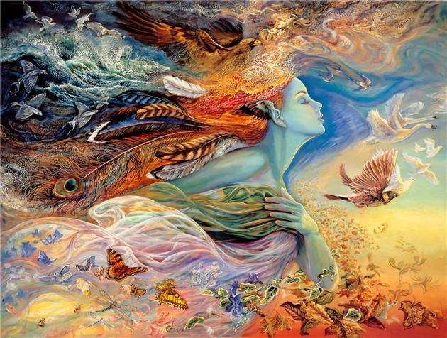 Магическое сознание и самоосознание с миром